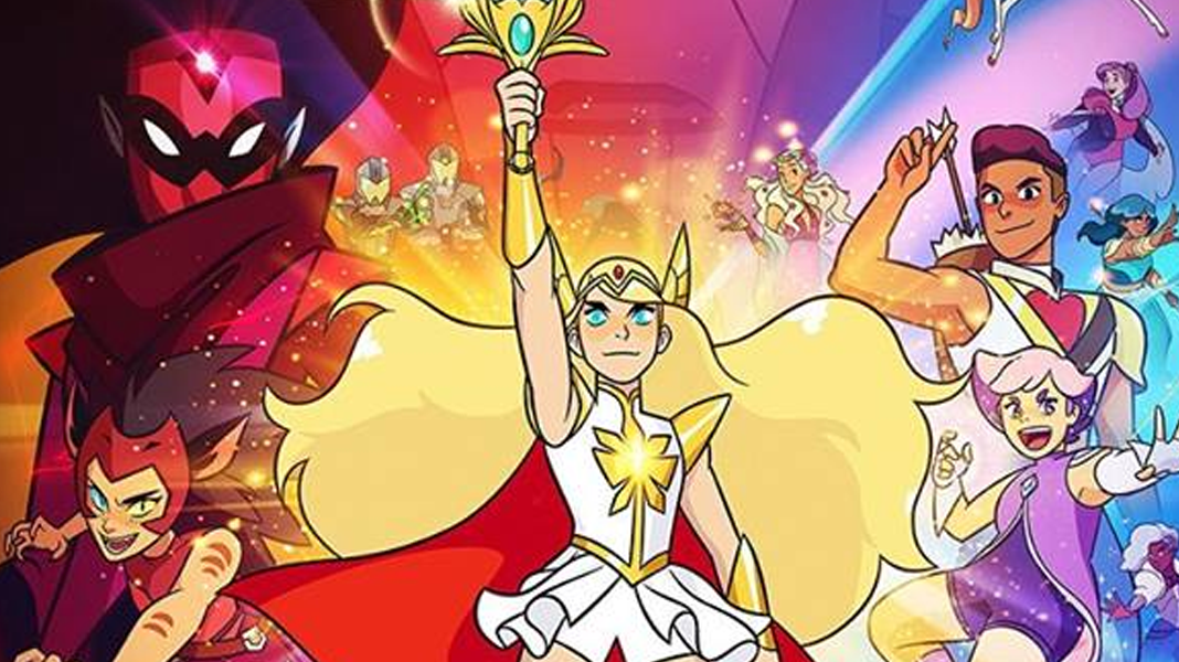 She Ra E As Princesas Do Poder Liberado O Primeiro